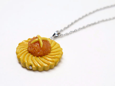 Pineapple Tart Necklace