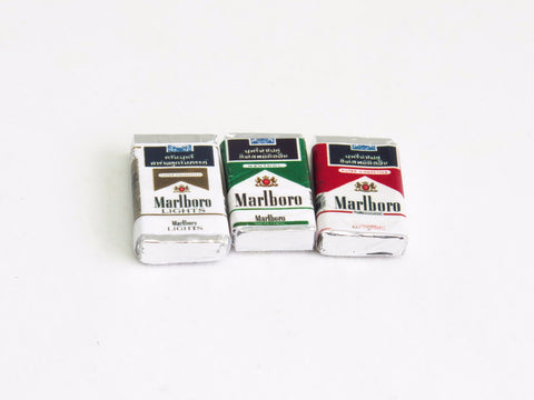 Miniature Cigarette Pack