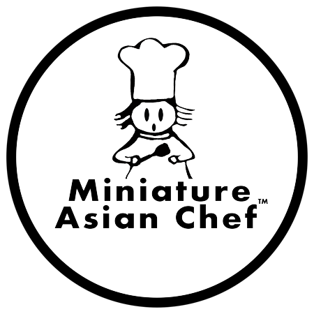 Miniature Asian Chef
