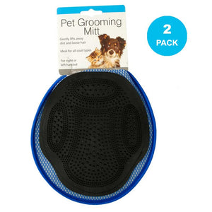 FlashSpree.com: 2-Pack Pet Grooming Mitt by Dukes