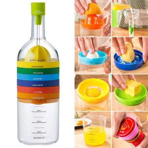 FlashSpree.com: 8-in-1 Bottle-Shaped Kitchen Tool by Handy Helpers