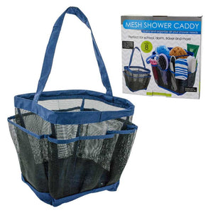 FlashSpree.com: Mesh Shower Caddy with 8 Side Pockets by Handy Helpers