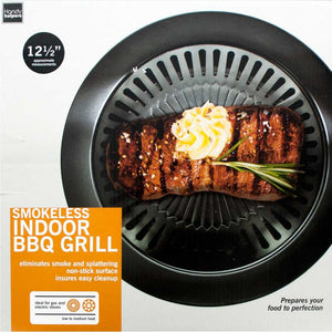 FlashSpree.com: Smokeless Indoor Barbecue Grill by Handy Helpers