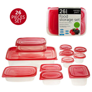FlashSpree.com: Variety Nesting Food Storage Container Set by Handy Helpers