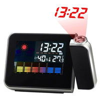 FlashSpree.com: Weather Station Digital Alarm Clock by FlashSpree