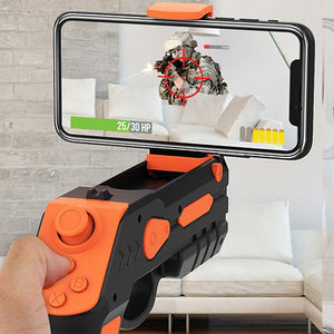 FlashSpree.com: iFlash AR Gun 360° Universal Mobile Augmented Reality Game Controller by FlashSpree.com