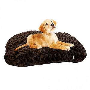 FlashSpree.com: Cozy Faux Fur Pet Bed by Handy Helpers