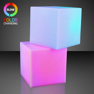 Color Changing Light Cubes Set
