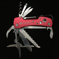 Grand Harvest Multi-Functional Swiss Army Style Pocket Survival Knife