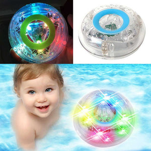 Waterproof Floating Glowing LED Light For Bathtub & Pool Party