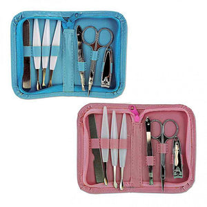 FlashSpree.com: Manicure Set with Zipper Pouch by Handy Helpers