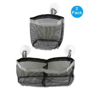 FlashSpree.com: 2-Piece Mesh Bath Baskets Set by Handy Helpers