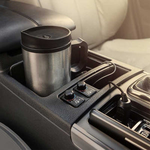 FlashSpree.com: Heating Auto Travel Mug by FlashSpree