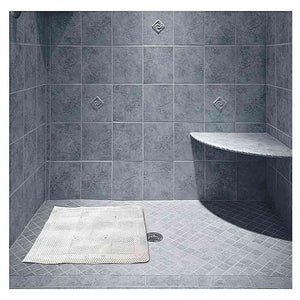 FlashSpree.com: Non-Slip Shower Mat with Suction Cups by Handy Helpers