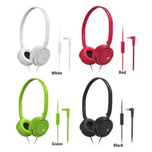 FlashSpree.com: MQbix Palette Mini Lightweight Headphones with Built-In Mic by MQbix