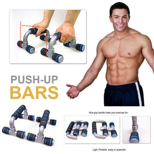 FlashSpree.com: Push-up Exercise Bars Set by FlashSpree