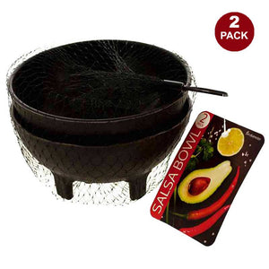 FlashSpree.com: 2-Pack Salsa Bowls Set by FlashSpree