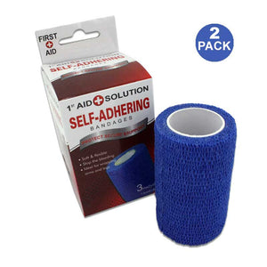 FlashSpree.com: 2-Pack Self-Adhering Bandage by FlashSpree