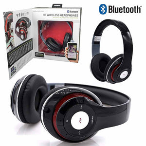 FlashSpree.com: SoundLogic XT HD Wireless Bluetooth Foldable Headphones by Soundlogic XT