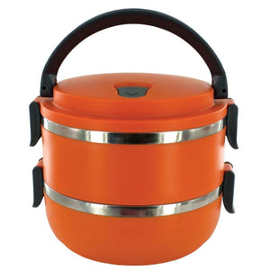 FlashSpree.com: Stackable 2-Tier Lunch Box by FlashSpree