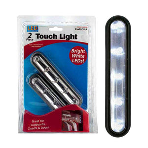 FlashSpree.com: 2-Piece Stick-up LED Touch Light by FlashSpree