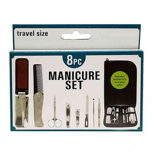 FlashSpree.com: Travel Size Manicure Set in Carrying Case by Handy Helpers