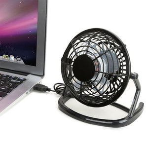 FlashSpree.com: Silent USB Mini Fan by Handy Helpers