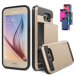 FlashSpree.com: Verus Hybrid Armor Dual Layer Phone Case With Card Slide For Samsung Note 7 by Verus