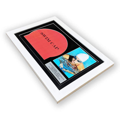 "Race Framers 17"" Wide By 11"" Swim Cap, Picture And Event Plaque Display Frame"