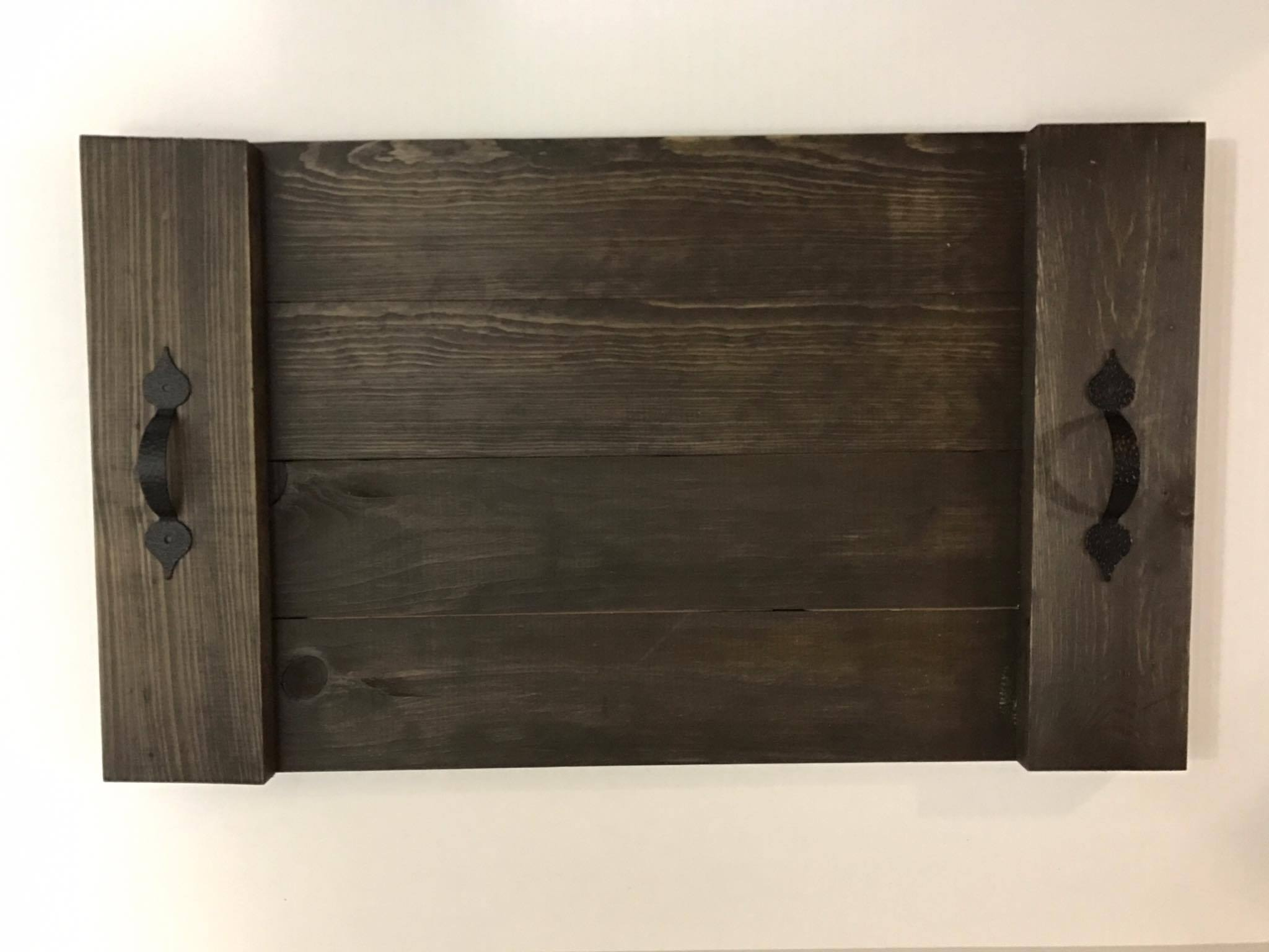 Custom Serving Tray