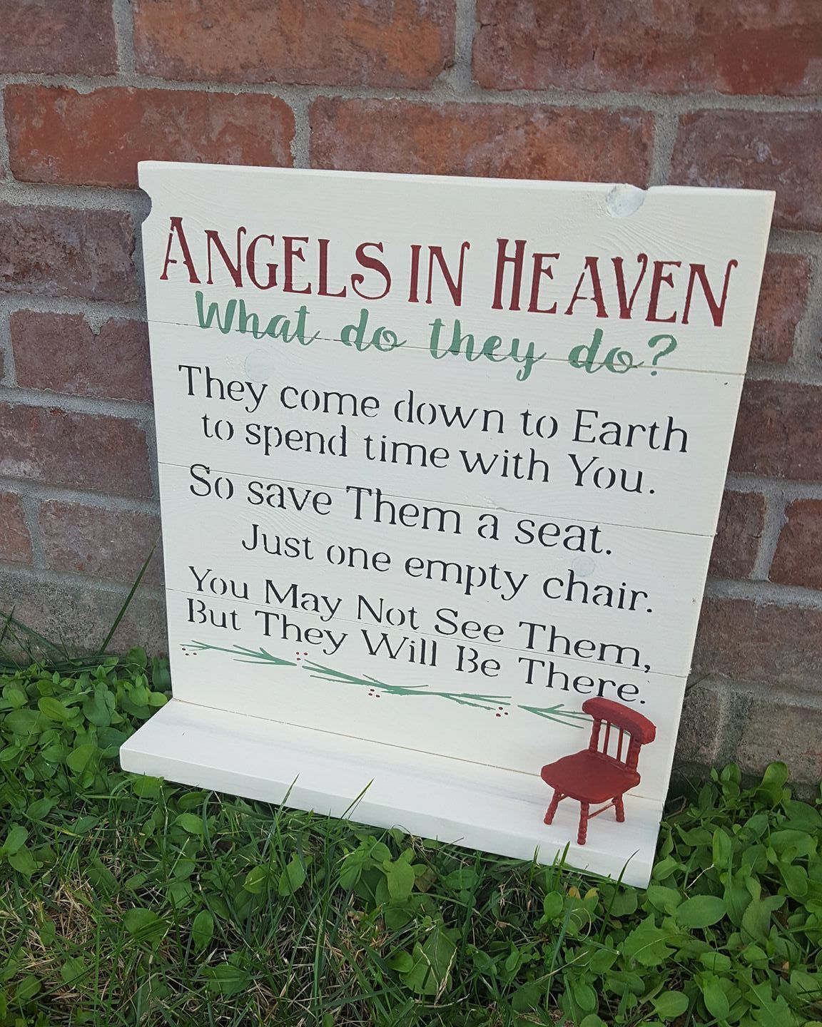 Angels in Heaven 14x14