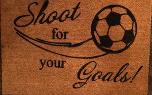 Shoot for your goals