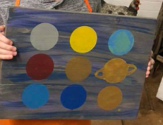 Planets 14x17