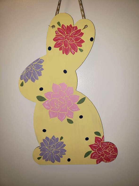 Door hanger Rabbit