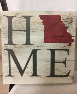 Home-Family state-Big Letters 14x14