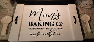 Stove Top -  Moms baking co