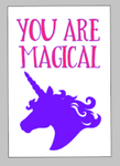 Valentines Day Tiles - You are magical