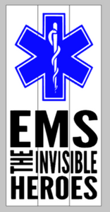EMS-The invisible heros 10.5x22