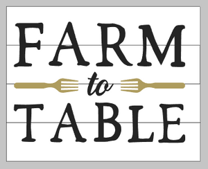 Farm to table 10.5x14