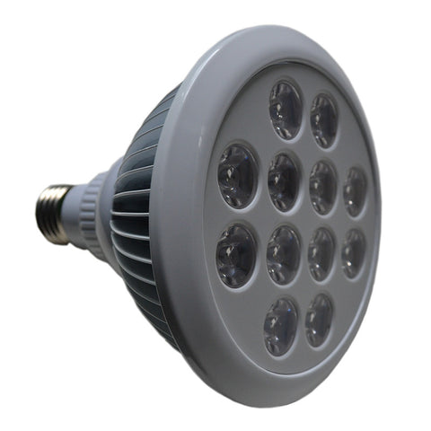 LED Head Grow Lights Official Jasional Image - Jasional - PAR 38 E27 Series LED Bulb - 12 Watts - Bulb - 1