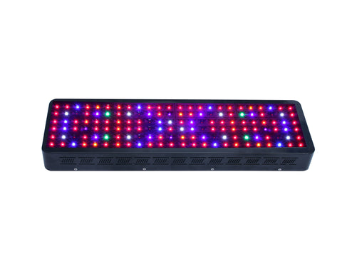 LED Head Grow Lights Official Gehl Lamps Image - Gehl Lamps - Gaea - 370 Watts - Panel - 1