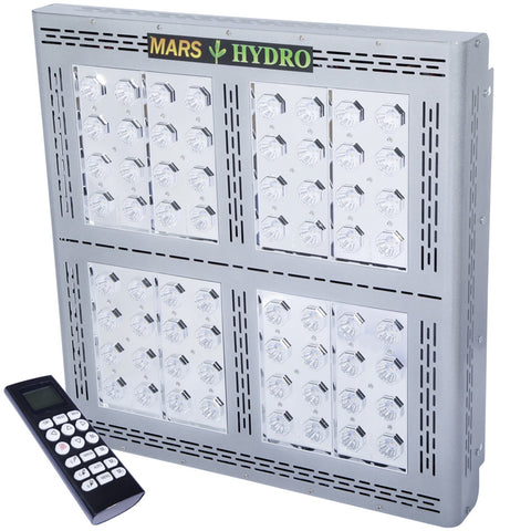 LED Head Grow Lights Official Mars Hydro Image - Mars Hydro - Mars Hydro Pro Epistar 320 - 760 Watts - Panel - 1