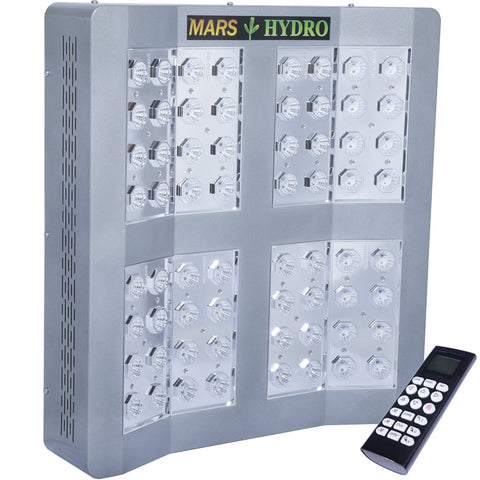 LED Head Grow Lights Official Mars Hydro Image - Mars Hydro - Pro CREE 256 - 170 to 680 Watts - Panel - 1