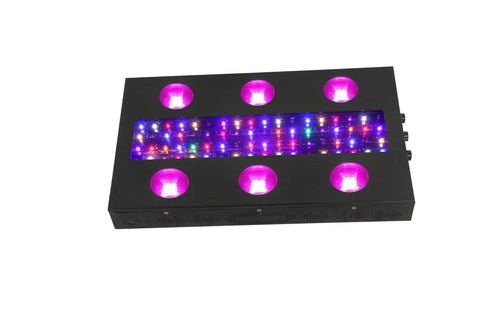 LED Head Grow Lights Official Gehl Lamps Image - Gehl Lamps - Noah 6 - 550 Watts - Panel - 1