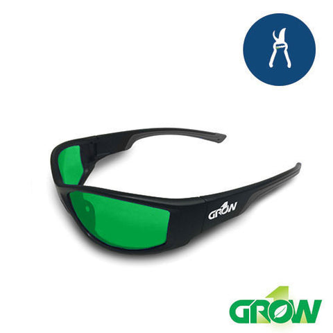 LED Head Grow Lights Official DL Image - Grow1 GRUVE (LED) Glasses - Accessory - 1