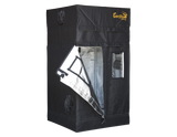 "LED Head Grow Lights Official Gorilla Grow Tents Image - Gorilla Grow Tent - 3x3 Shorty - H: 4'11"" x W: 3ft x D: 3ft (FREE 9-Inch Extension to 5'8"") - Tent - 1"