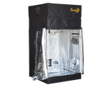 "LED Head Grow Lights Official Gorilla Grow Tents Image - Gorilla Grow Tent - 3x3 Shorty - H: 4'11"" x W: 3ft x D: 3ft (FREE 9-Inch Extension to 5'8"") - Tent - 3"