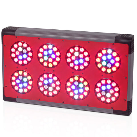 LED Head Grow Lights Official Herifi Image - Herifi - AP008 - 256 Watts - Panel - 1