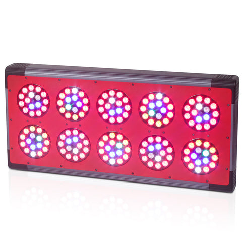 LED Head Grow Lights Official Herifi Image - Herifi - AP010 - 320 Watts - Panel - 1
