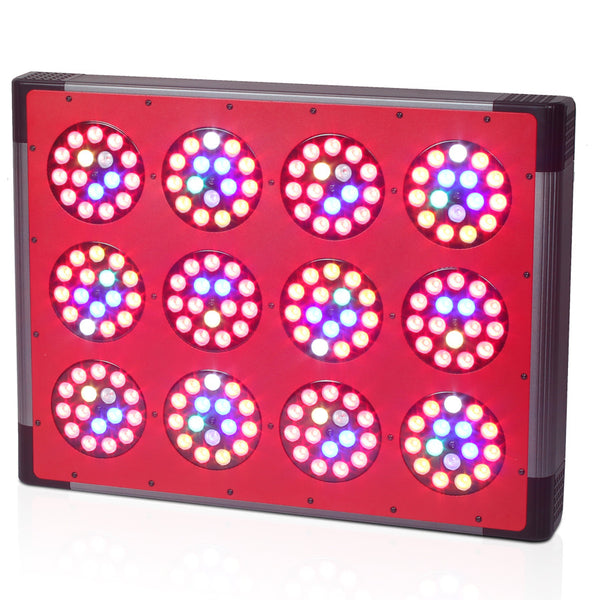 LED Head Grow Lights Official Herifi Image - Herifi - AP012 - 384 Watts - Panel - 1